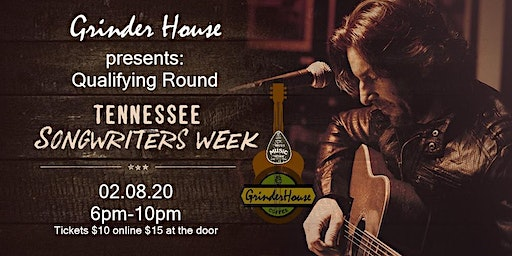 2nd Annual Tennessee Songwriter Week Qualifying Ro