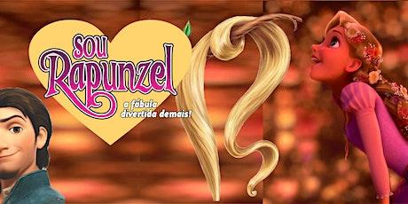 DESCONTO: Sou Rapunzel, no Teatro Corinthians ingressos