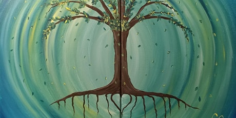 Partner Painting Party with Creatively Carrie at Bike Dog Brewing Co. tickets