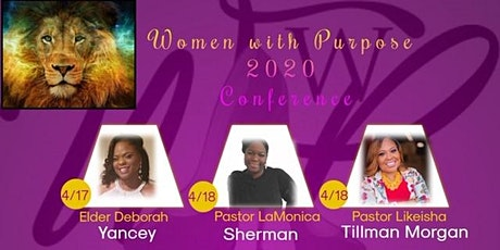 Women With Purpose 2020 Conference tickets