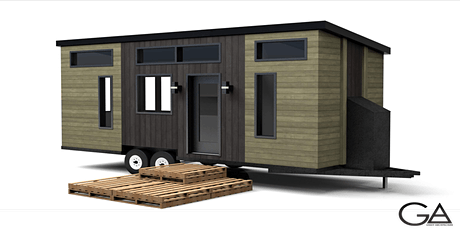Think you could live in a Tiny Home - Let us answer your questions! tickets