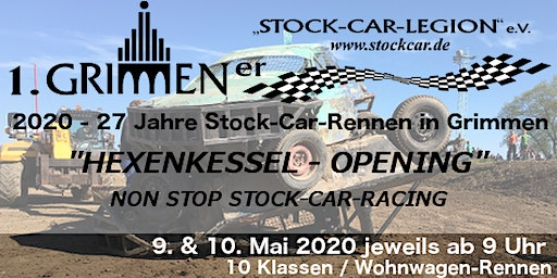 Hexenkessel Opening | Non Stop Stock-Car Racing