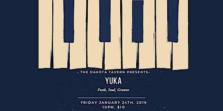 Yuka tickets
