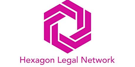 Hexagon Legal Network - 23 July 2020 tickets