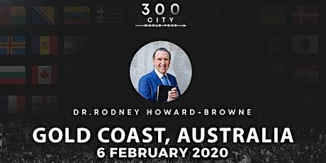 Rodney Howard-Browne in Gold Coast, Australia tickets