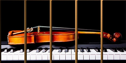 ROB LANDES & ROB LANDES - Piano v. Violin
