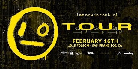 i_o  at 1015 Folsom tickets
