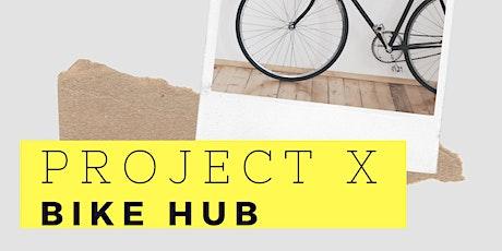 Project X - Bike Hub (February 3rd, 10th, & 24th) tickets