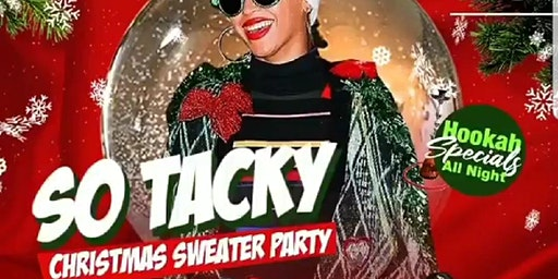 So Tacky Ugly Sweater Party