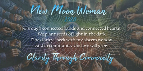New Moon Woman March 2020 tickets