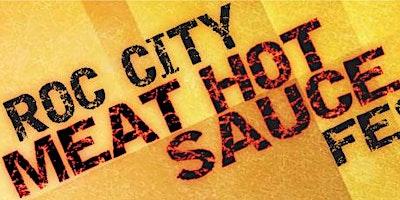 Roc City Meat Hot Sauce Festival