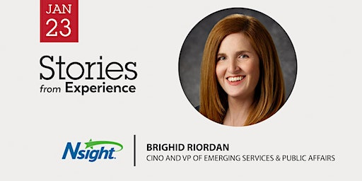 Stories from Experience with Brighid Riordan