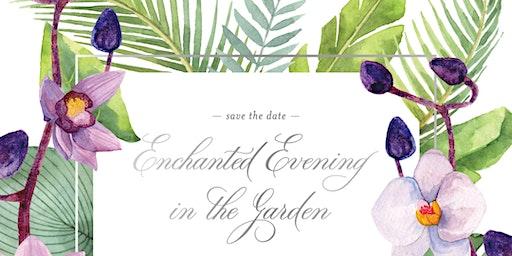 Enchanted Evening in the Garden