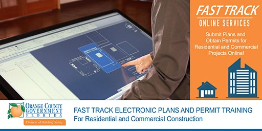 Electronic Plans+Permit Training for Contractors and Design Professionals