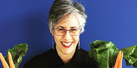 Plant based dinner by Chef Nina Kauder from Bean Scene Productions tickets