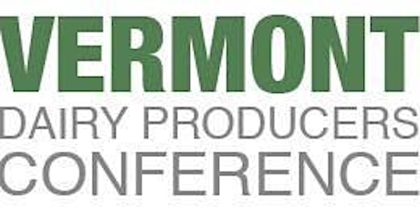 2020 Vermont Dairy Producers Conference tickets