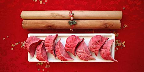 Lunar New Year Dumpling Workshop tickets