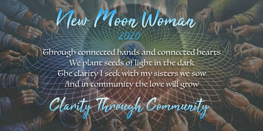 New Moon Woman August 2020
