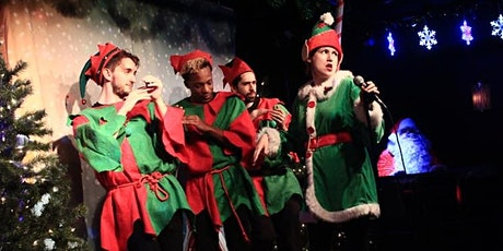 Brunch with Santa ELFPROV (adults 21yo+ Only) tickets