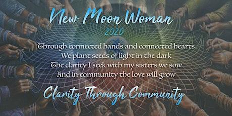 New Moon Woman December 2020 tickets