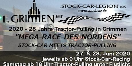 Mega Race des Nordens | Stock-Car meets Tractor-Pulling Tickets