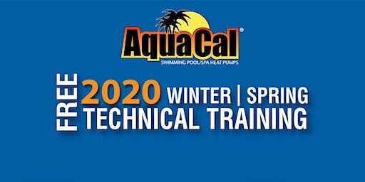AquaCal® Seminario de Bombas de Calor (en Español) - Long Island