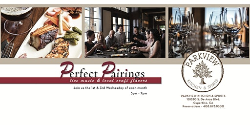 Perfect Pairings- Live Music & Local Craft Flavors