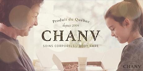 Clinique  Chanv Trois-Rivières billets