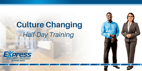 Culture Changing: Half-Day Training tickets