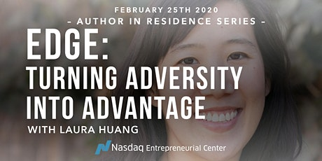 Edge: Turning Adversity into Advantage with Laura Huang tickets