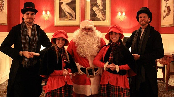 Brunch with Santa ELFPROV (adults 21yo+ Only) image
