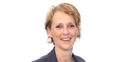 Ondernemerscafé Zutphen met Annet Ekhardt van KAB Accountants