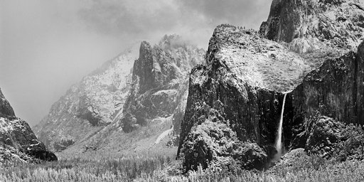 Photo Workshop - Processing for the Classic Black and White Look -  Part 1
