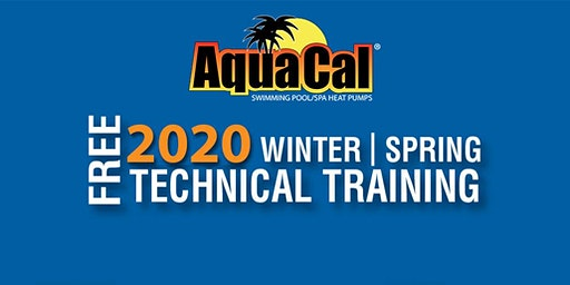 AquaCal® Advanced Swimming Pool Heat Pump:  Troubleshooting & Repair (Long Island)