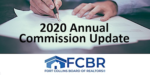 2020 Annual Commission Update
