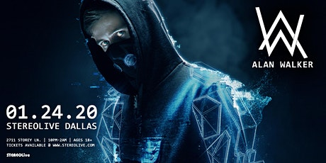 Alan Walker - Stereo Live Dallas tickets