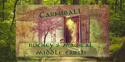 Rockey's Magical Middle Earth CarniBall Masquerade