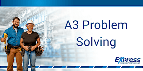 A Practical Approach to Problem Solving tickets