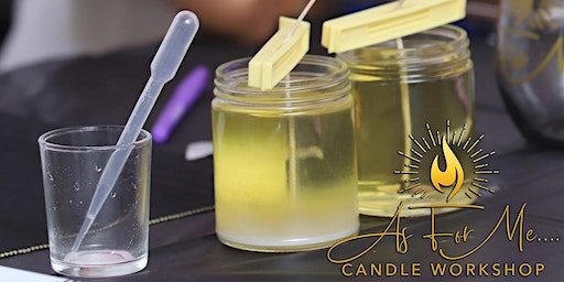 Sip & Scent Candle Making Workshop