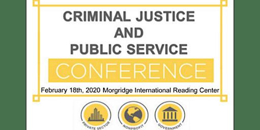 Criminal Justice & Public Service Conference
