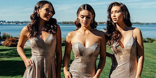 2020 Faviana Prom Pop-up Shop