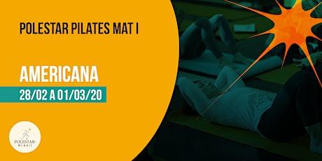 Polestar Pilates Mat I - Polestar Brasil - Americana ingressos