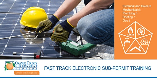 Sub Contractor Electronic Permit Training