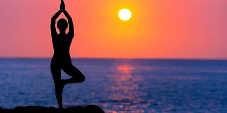 SUNSET YOGA ON  PHILLIPPI  MANSION TERRACE - NEW DATE! tickets