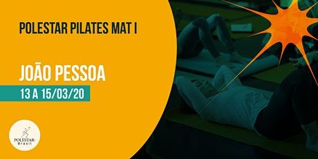 Pilates Mat I - Polestar Brasil - João Pessoa ingressos