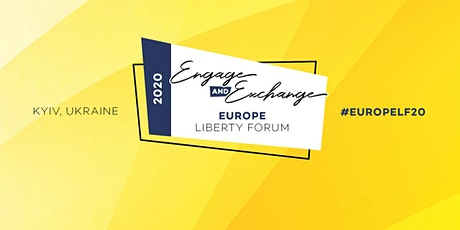 Europe Liberty Forum 2020 (POSTPONED) tickets