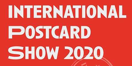 International Postcard Show 2020 tickets