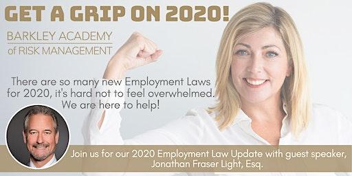 The 2020 Employment Law Update - OXNARD