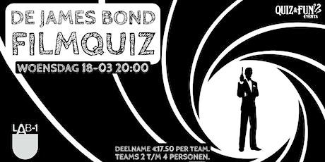 De James Bond FilmQuiz | Eindhoven tickets