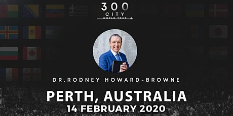 Rodney Howard-Browne in Perth, Australia tickets